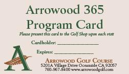 Arrowood 365 Program