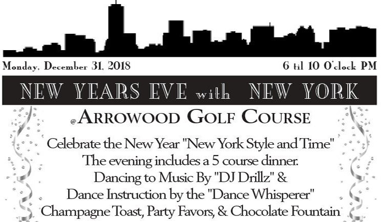 New Years Eve with New York