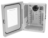 SB102 Series Fiberglass Switch Boxes, 4-12 Channels