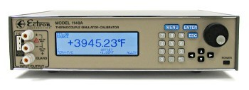 Ectron Model 1140A Thermocouple Simulator/Calibrator 00314