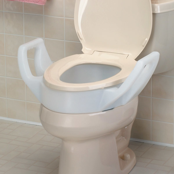Magnificent Raised Toilet Seat With Arms Gmtry Best Dining Table And Chair Ideas Images Gmtryco