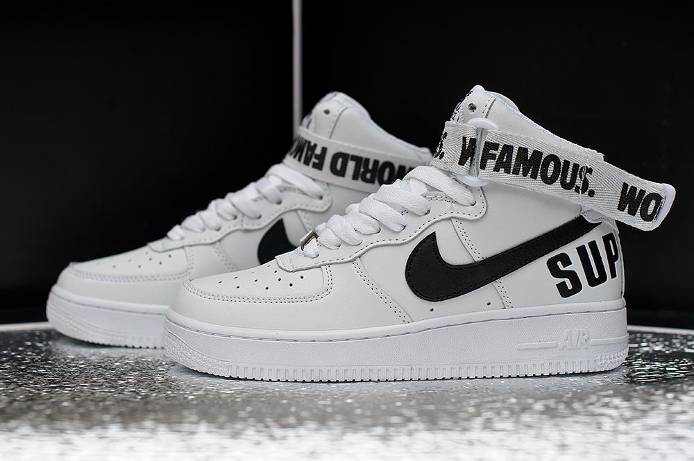 Nike Supreme x Air Force 1 3940