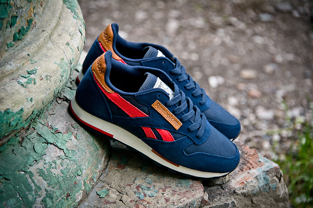 Reebok Classic Leather Utility 2813