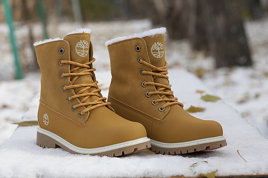 Ботинки Timberland Teddy Fleece 5580