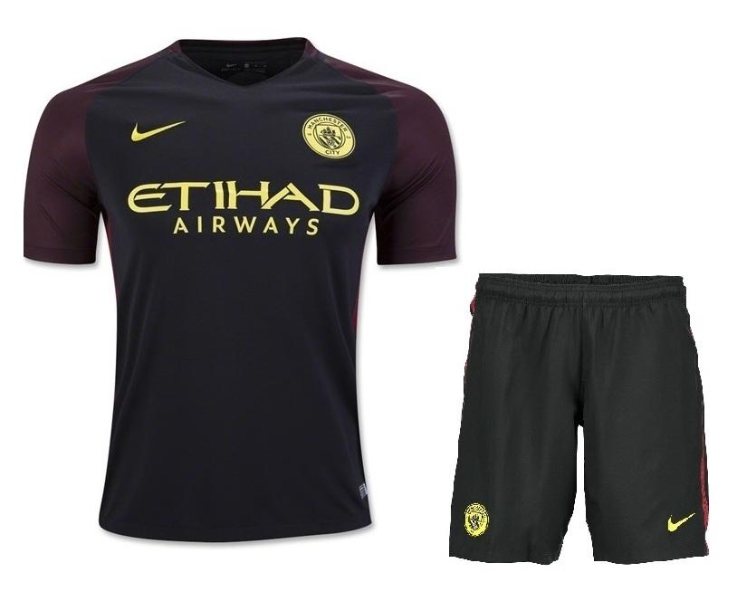 Футбольная форма Nike FC Man City 5864