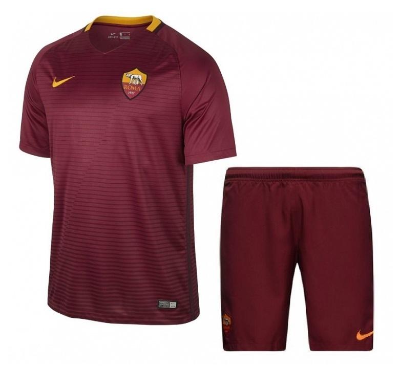 Футбольная форма Nike FC Roma 5912