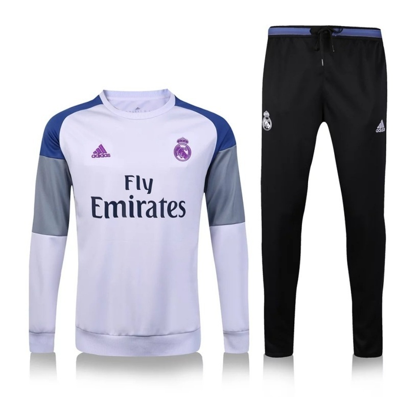 Спортивный костюм Adidas FC Real Madrid 5891