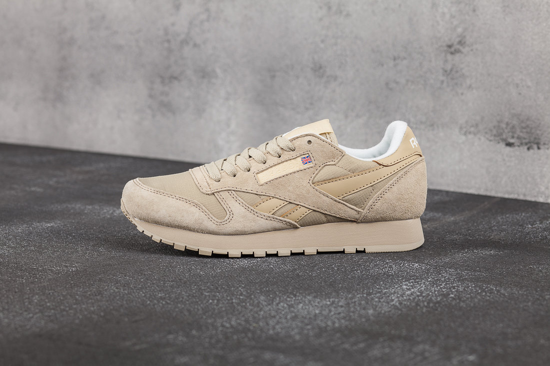 Reebok CL Leather Suede 7663