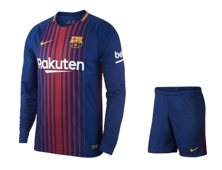 Футбольная форма Nike FC Barcelona 8861