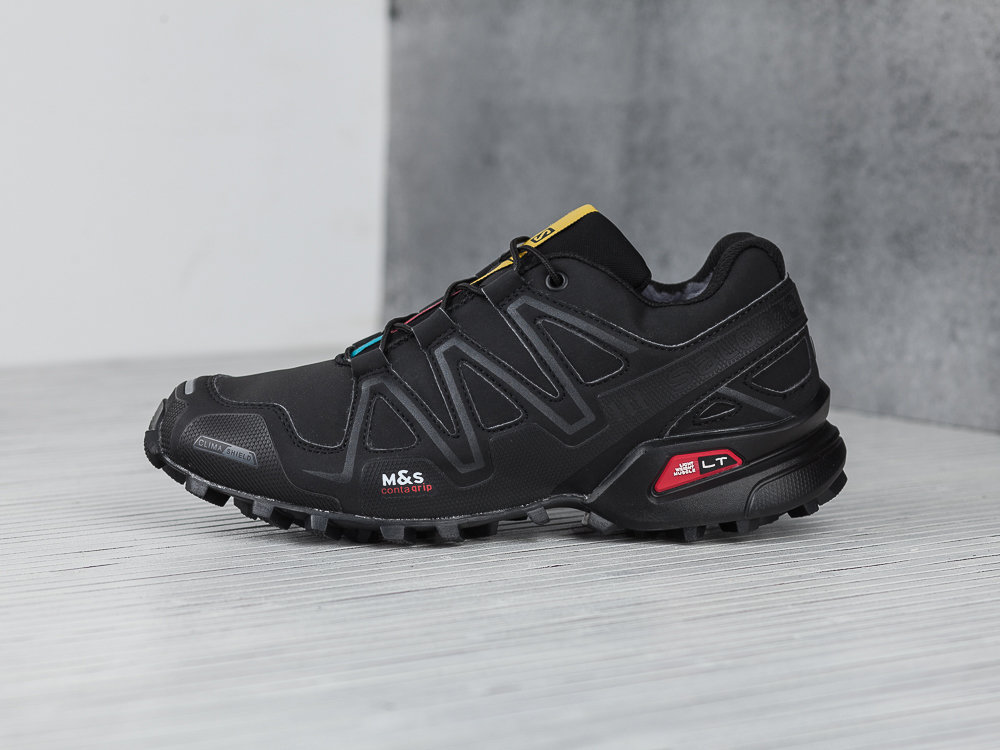 Salomon SPEEDCROSS 3 CS утепленные 8713