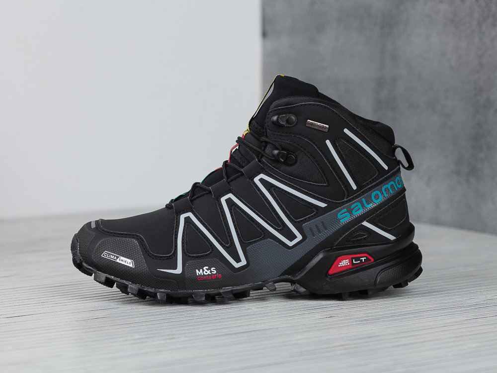 SPEEDCROSS 3 CS Salomon утепленные 9050