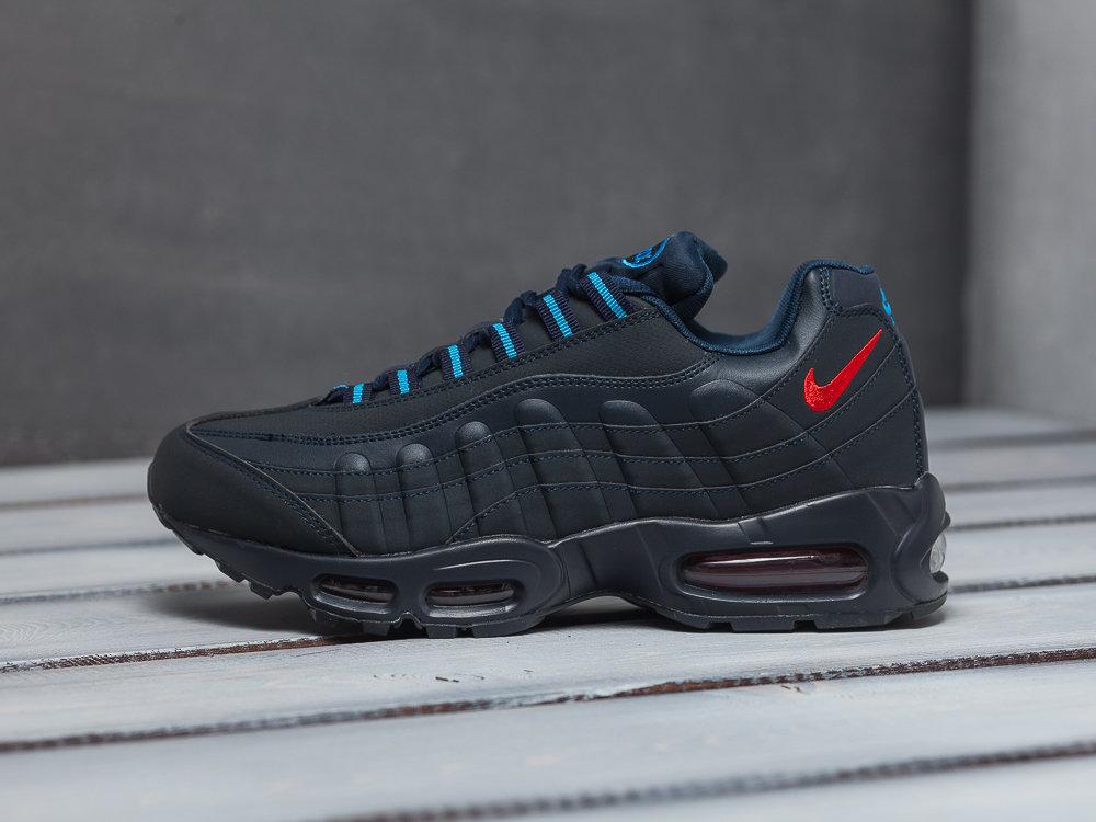 Nike Air Max 95 утепленные 9325