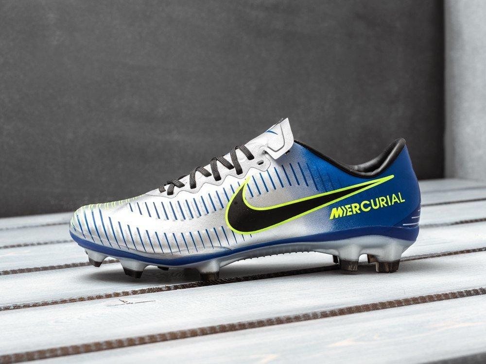 4b31c176 Футбольная обувь Nike Mercurial Vapor XI Neymar FG. Футбольные бутсы для  игры на твердом грунте ...