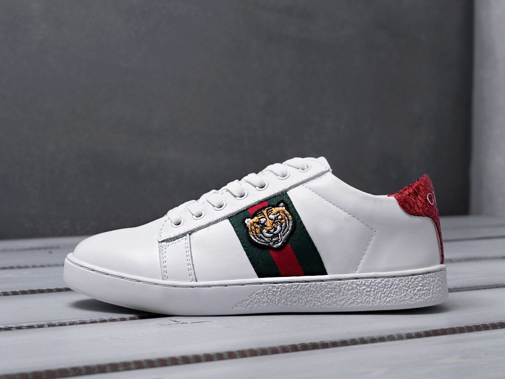 Gucci Ace Embroidered 10634