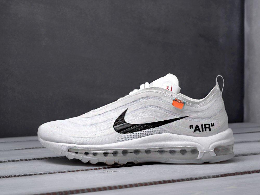 d4dadd25 Nike Air Max 97 x Off-White | Мужская обувь | SportBox54. Интернет ...