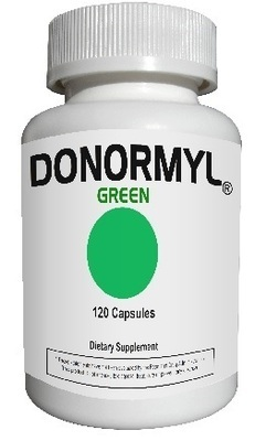 DONORMYL® GREEN, 120 Capsules