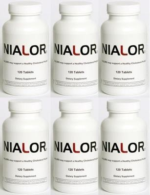 NIALOR® 6-pack (720 Tablets) BEST VALUE