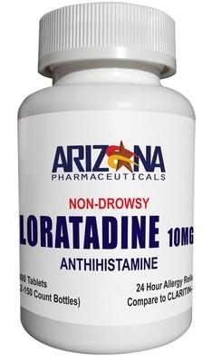 GENERIC LORATADINE, 365 Tablets