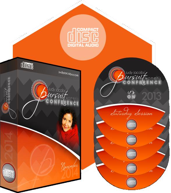 Pursuit Conference 2014 CDs