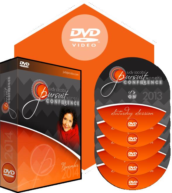 Pursuit Conference 2014 DVDs