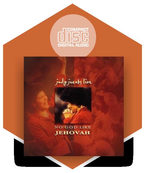 No God Like Jehovah NGLJ-CD