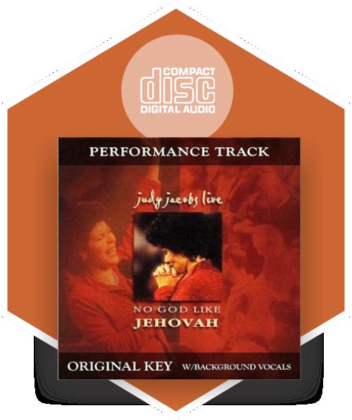 No God Like Jehovah NGLJ-CD-ST