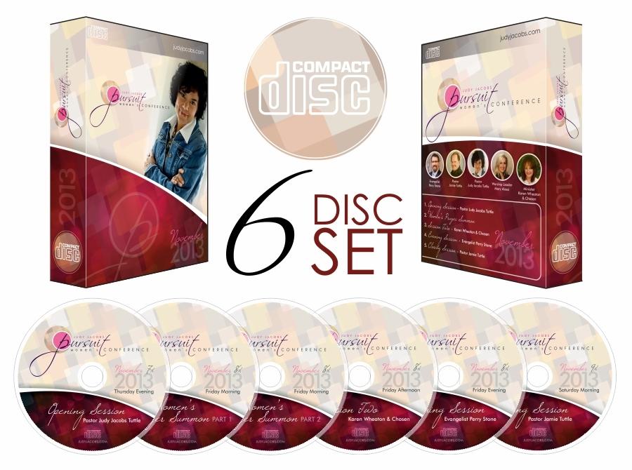 Pursuit Conference 2013 CDs