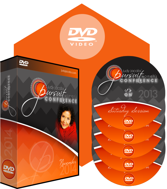 Pursuit Conference 2014 DVDs PC2014-DVD
