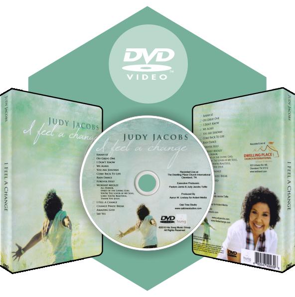 I Feel A Change IFAC-DVD