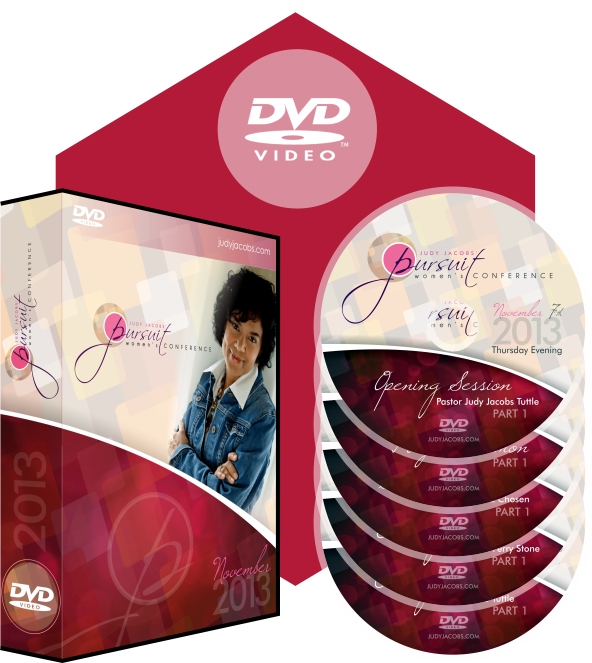 Pursuit Conference 2013 DVDs