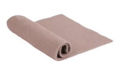 Merino Wool Pre-Felt -- Cocoa