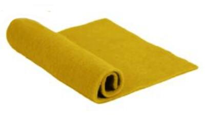 Merino Wool Pre-Felt -- Dijon
