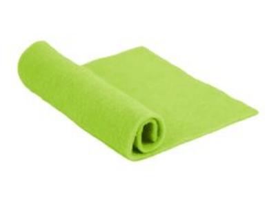 Merino Wool Pre-Felt -- Lime