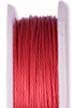 Kumihimo Wire -- Red