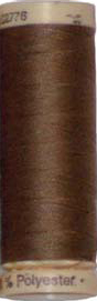 All Purpose Sewing Thread -- Brown