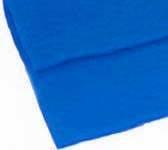 Merino Prefelt -- Blue