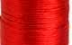 2mm Rat Tail Satin Cord -- Red