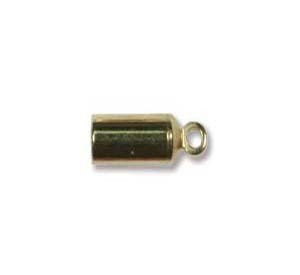 4mm Barrel End Caps (2-pack) -- $1.25