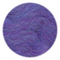 EcoSoft Wool Roving -- Amethyst
