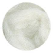EcoSoft Wool Roving -- Natural