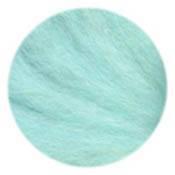 EcoSoft Wool Roving -- Spearmint