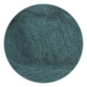 EcoSoft Wool Roving -- Blue Spruce