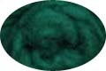 HomeSpun Carded Wool Roving -- Evergreen