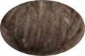 HomeSpun Carded Wool Roving -- Heather Brown