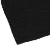 Merino Prefelt -- Black