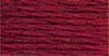 DMC #5 Pearl Cotton --burgundy