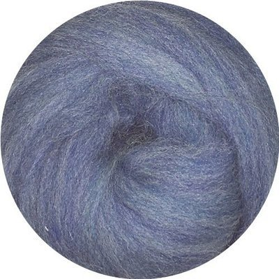 EcoSoft Wool Roving -- Lake