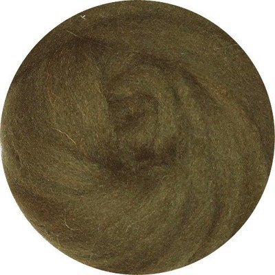 EcoSoft Wool Roving -- Oregano