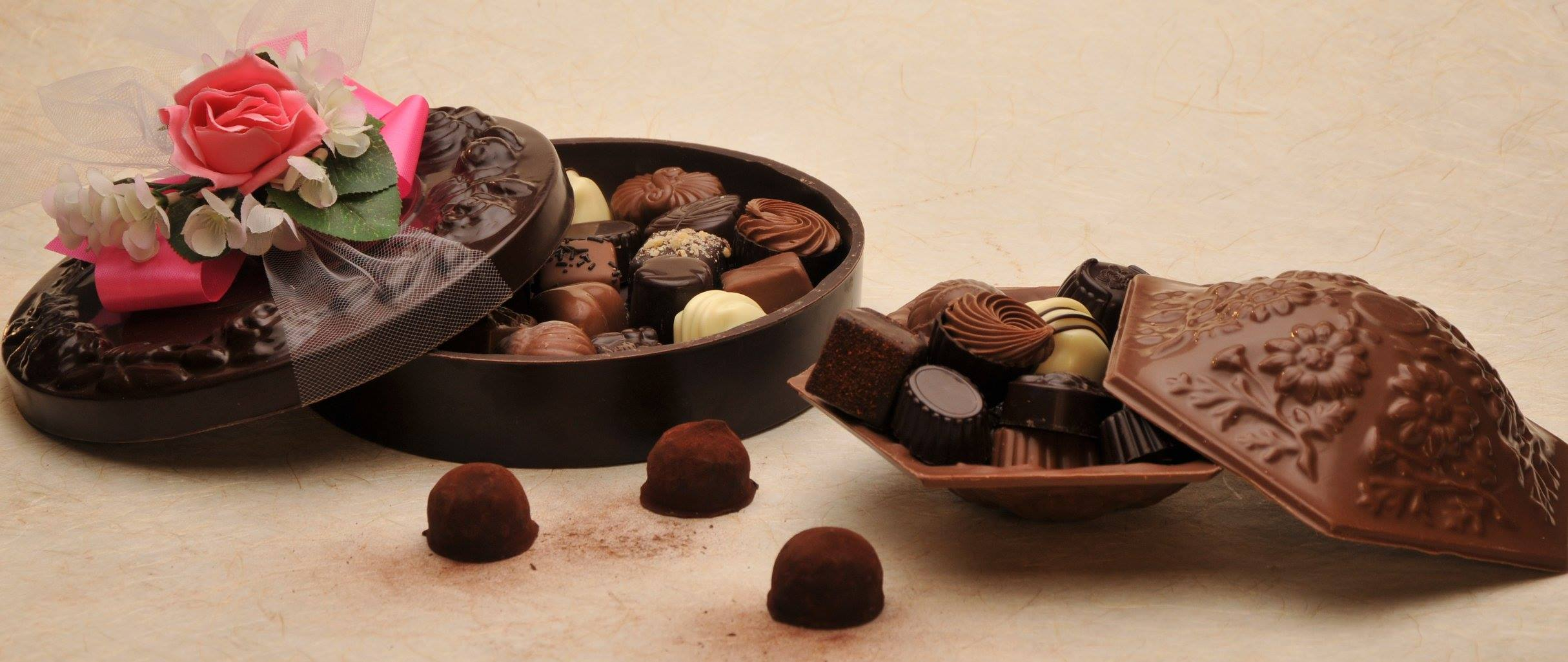 Chocolate Candy Dish Assortment
