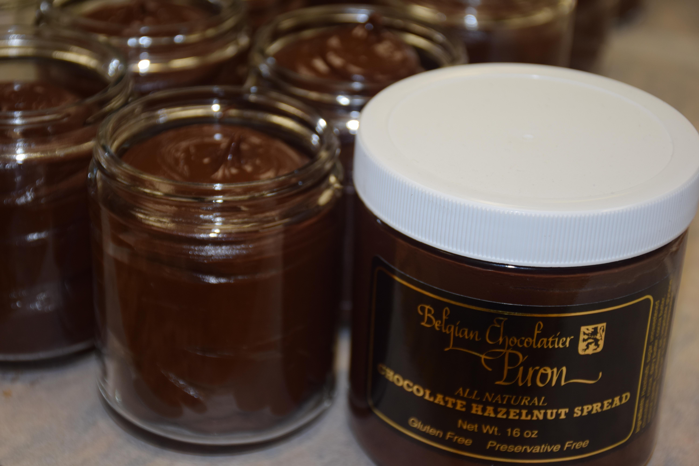 Chocolate-Hazelnut Spread 1010